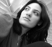 Self::Portrait by biany
