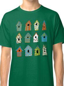 bird houses Classic T-Shirt