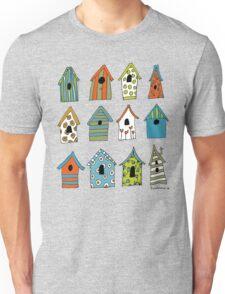 bird houses Unisex T-Shirt