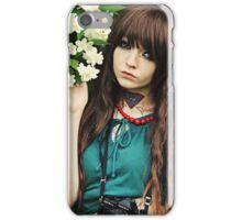 Bohemian Beauty iPhone Case/Skin