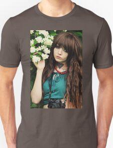 Bohemian Beauty Unisex T-Shirt