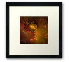 Close to the sun Framed Print