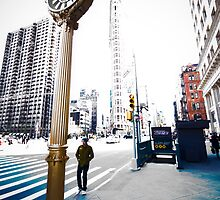 5th Avenue by Aaron Corr