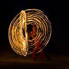 Fire Twirling by Lauri7