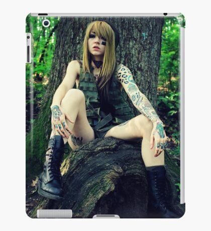 Army Tough iPad Case/Skin