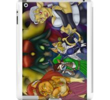 Furry Zelda iPad Case/Skin