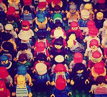 Playmobil by albertodp