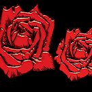 Roses #1 by MarianaEwa