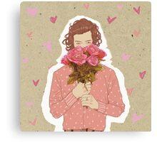 Valentine Harry Canvas Print