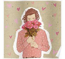 Valentine Harry Poster