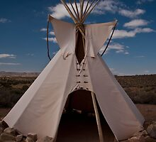 Tipi Grand Canyon by ismudianto