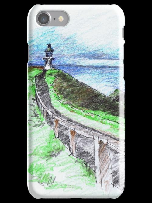Cape Reinga Lighthouse by iskamontero
