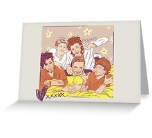 xxxxx from ot5 Greeting Card