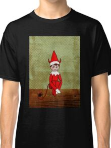 Mischief on The Mantle Classic T-Shirt
