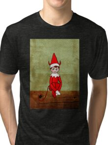 Mischief on The Mantle Tri-blend T-Shirt