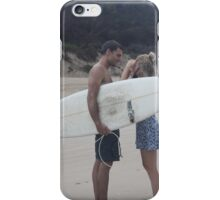 Love on the Beach iPhone Case/Skin
