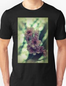 Cherry Tree Blossoms Unisex T-Shirt