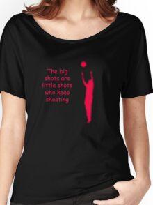 Big Shots Women's Relaxed Fit T-Shirt