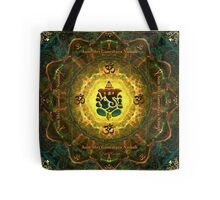 Ganesha - Success, Victory, Prosperity, Knowledge and Illumination Tote Bag