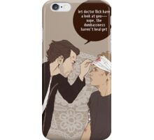Doctor Nick iPhone Case/Skin