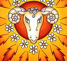 Aries - Let the child in you fire away! by Sarah Jane Bingham