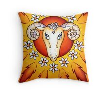 Aries - Let the child in you fire away! Throw Pillow