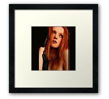 Cinnamon Framed Print