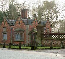 Dorford Hall Lodge, by AnnDixon