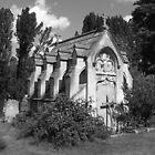 Nicols Mausoleum by Dave Godden
