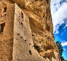 Anasazi Cliff Palace by njordphoto