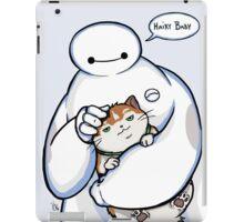 BH6 - Hairy Baby  iPad Case/Skin