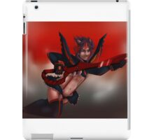 Kill La Kill- Ryuko iPad Case/Skin