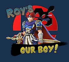Roy's Our Boy! by ciccioDeeamci