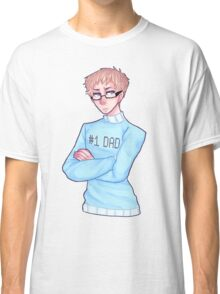 sweden is #1 dad Classic T-Shirt