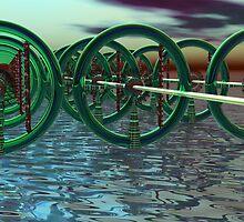 Alien Arrays by bubblenjb