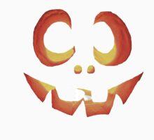 Pumpkin Face Kids Tee