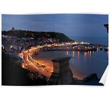 scarborough by night Poster