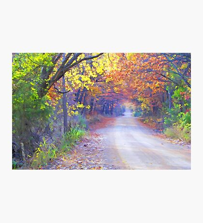 On A Lovely Fall Day Photographic Print