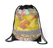 little musician Drawstring Bag