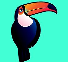 Toucan-can by hocapontas