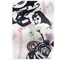 CJ 35mm Neg. 3 Poster