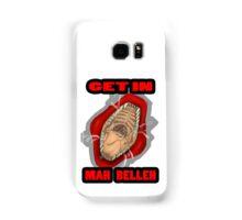 Get In Mah Belleh Red Samsung Galaxy Case/Skin