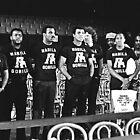 Thrilla in Manila. Gorilla T Shirt. by cjkuntze