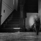 Ghost Kitty by Carrie Bonham