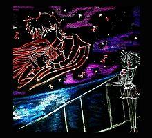 sailor moon princess mars & jedite by shesxmagic