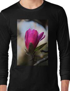 Magnolia -Pink- Long Sleeve T-Shirt