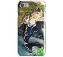 Junkyard Chains iPhone Case/Skin