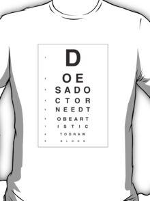 328 Eye See 3 T-Shirt