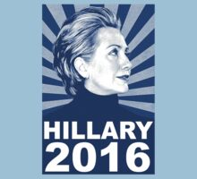 Hillary 2016 by movieshirtguy