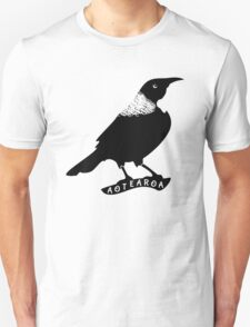Tui | New Zealand Native Bird Unisex T-Shirt